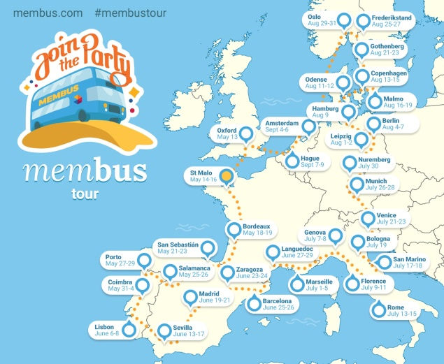 Memrise Tour Final