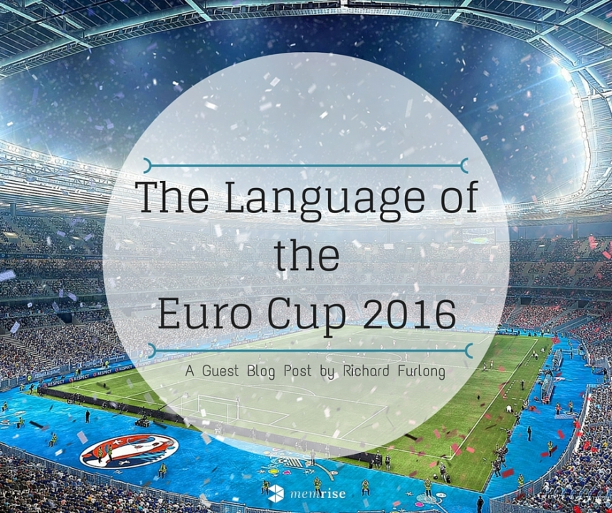 The Language of the Euro Cup 2016