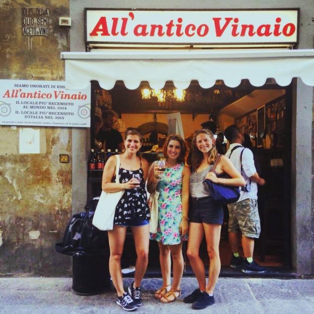 Firenze wine