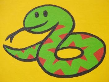 snakeainting