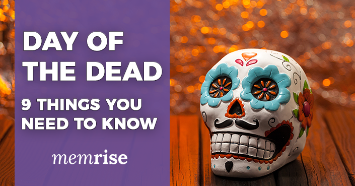 Things You Should Know About Mexican Day Of The Dead The - 9 interesting things about the day of the dead