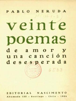 Neruda_-_Portada_Veinte_poemas_de_Amor_(1924)
